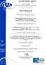 CERTIFICADO SIAC (PBQP-H) PROGRAMA BRASILEIRO DA QUALIDADE E PRODUTIVIDADE DO HABITAT
